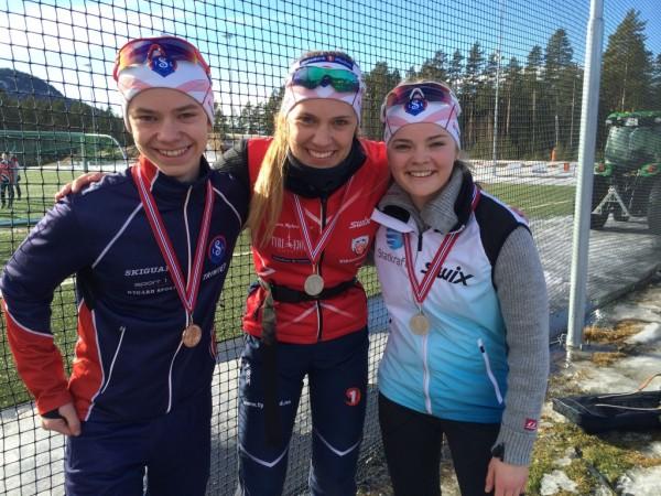 stafettmedaljer